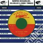 Memphis Rockabillies, Hillbillies & Honky Tonkers cd musicale di ARTISTI VARI