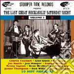 Volume 3 cd musicale di Last great rockabill