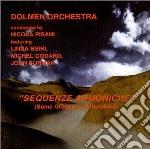 Dolmen Orchestra - Sequenze Armoniche cd musicale di DOLMEN ORCHESTRA