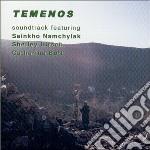 Sainkho Namchylak - Temenos cd musicale di NAMCHYLAK SAINKHO
