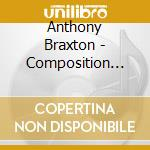 COMPOSITION N. 169 cd musicale di BRAXTON ANTHONY