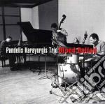 Pandelis Karayorgis Trio - Blood Ballad cd musicale di KARAYORGIS PANDELIS