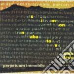 Simon Nabatov - Perpetuum Immobile cd musicale di NABATOV SIMON