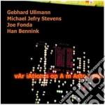 G.ullman/m.stevens/j.fonda/bennink - Variations On Master Plan cd musicale