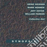 Collective Quartet - Synopsis cd musicale di COLLECTIVE QUARTET
