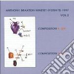 NINETET (YOSHI'S) cd musicale di BRAXTON ANTHONY