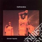 Duncan Haynes & Matthew Mitchell - Biathanatos cd musicale di HAYNES/MITCHELL