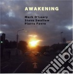 Mark O'Leary / Steve Swallow / Pierre Favre - Awakening cd musicale di O'LEARY/SWALLOW/FAVR
