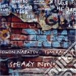 STEADY NOW cd musicale di NABATOV & RAINEY