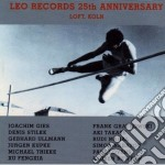 LEO RECORDS 25TH ANNIVERSARY cd musicale di AA.VV.
