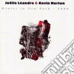Winter in new york 2006 cd musicale di Joelle leandre & kev