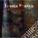 2 SOULS IN SEOUL cd musicale di NEWTON LAUREN /PARK