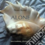 Denis Beuret - Alone cd musicale di BEURET DENIS
