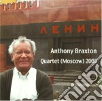 QUARTET MOSCOW 2008 cd musicale di BRAXTON ANTHONY