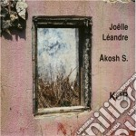 Joelle Leandre & Akosh S. - Kor cd musicale di LEANDRE JOELLE & AKO