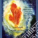 Lena Sedykh - Magic Letters cd musicale di SEDYKH LENA