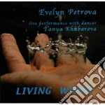 LIVING WATER cd musicale di PETROVA EVELYN