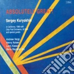 IN CALIFORNIA 1988                        cd musicale di KURYOKHIN SERGEY