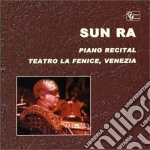 PIANO RECITAL cd musicale di SUN RA