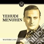 MASTERCLASS (BOX 3CD) cd musicale di MENUHIN YEHUDI