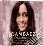 Beginning cd musicale di Joan Baez
