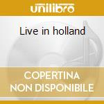 Live in holland cd musicale di Varukers