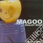 Magoo - Realist Week cd musicale di Magoo