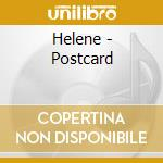Postcards cd musicale di Helene