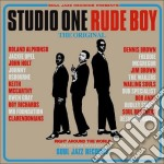 (LP VINILE) STUDIO ONE RUDE BOY lp vinile di AA.VV.