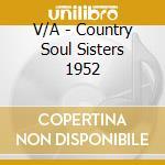Country soul sisters cd cd musicale di Artisti Vari
