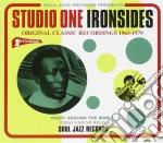 Studio One Ironsides cd musicale di Artisti Vari