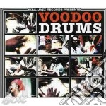 Voodoo Drums - Drummers Of The Societe.. cd musicale di VOODOO DRUMS
