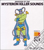(LP VINILE) Invasion of the killer mysterion sounds in 3d part.2 lp vinile di Artisti Vari
