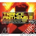 Trance anthems 2 cd musicale di Artisti Vari