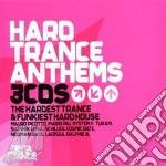 Hard trance anthems cd musicale di Artisti Vari