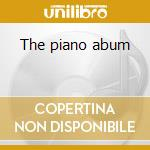 The piano abum cd musicale