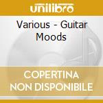 Guitar moods cd musicale