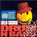 Back to the old skool-drum n'bass- cd musicale di Artisti Vari