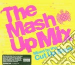 THE MASH UP MIX - MIXED BY CUT UP BOYS cd musicale di AA.VV.