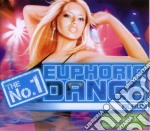 NO.1 - EUPHORIC DANCE ALBUM VOL.1  (BOX 4 CD) cd musicale di ARTISTI VARI