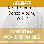 NO.1 - SUMMER DANCE ALBUM VOL.2  (BOX 4 CD) cd musicale di ARTISTI VARI