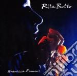 Rita Botto - Stranizza D'amuri cd musicale di Rita Botto