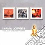 KARMA LOUNGE 2 cd musicale di ARTISTI VARI (2CD)