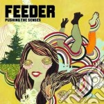Feeder - Pushing The Senses cd musicale di Feeder
