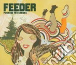 PUSHING THE SENSES/Ltd.Edition+DVD cd musicale di FEEDER