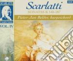 Integrale delle sonate vol.4 cd musicale di Domenico Scarlatti