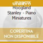 Piano miniatures cd musicale di Alkan