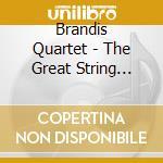 The great string quartets cd musicale di Schubert