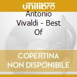 The best of cd musicale di Vivaldi