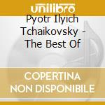 The best of cd musicale di Tchaikovsky